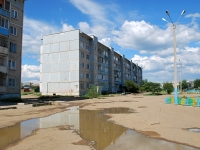 Chita, 4th district, house 35. Apartment house