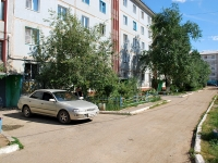 Chita, 4th district, house 37. Apartment house