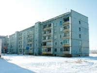 Chita, Vesennyaya st, house 36. Apartment house