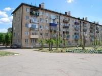 Chita, Vesennyaya st, house 11. Apartment house