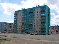 Chita, Vesennyaya st, house 34. Apartment house