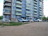 Chita, Kosmonavtov st, house 12. Apartment house