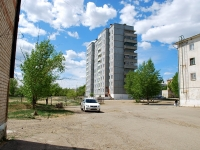 Чита, улица Космонавтов, дом 12. многоквартирный дом