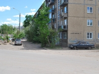 Chita, Nazar Shirokikh st, house 4. Apartment house