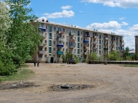 Chita, Nazar Shirokikh st, house 5. Apartment house