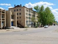 Chita, hostel №2, УК НАРСПИ, Nazar Shirokikh st, house 11