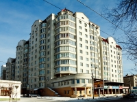Chita, Amurskaya st, house 6. Apartment house