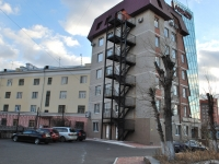 Chita, Amurskaya st, house 114. Apartment house