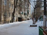 Chita, Amurskaya st, house 107. Apartment house