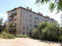 Chita, Kaydalovskaya st, house 17. Apartment house