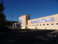 Чита, стадион СибВО, улица Кайдаловская, дом 24
