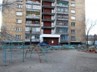 Chita, Kastrinskaya st, house 2. Apartment house