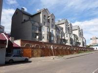 Чита, улица Красноармейская, дом 35А. многоквартирный дом