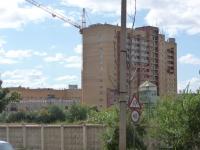 赤塔市, Krasnoarmeyskaya st, 房屋 60Б. 建设中建筑物