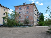 Chita, Truda st, house 5. Apartment house