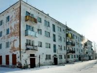 赤塔市, Truda st, 房屋 9. 公寓楼