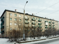 Chita, Novobulvarnaya st, house 4. Apartment house