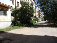 Chita, Novobulvarnaya st, house 5. Apartment house