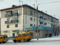Chita, Novobulvarnaya st, house 7. Apartment house