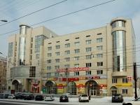 Chita, Novobulvarnaya st, house 36. Apartment house