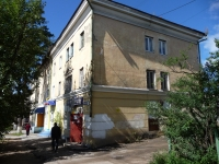 Chita, Novobulvarnaya st, house 42А. Apartment house