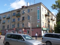 Chita, Novobulvarnaya st, house 42В. Apartment house