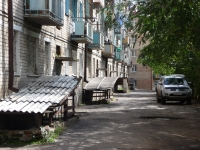 Chita, Bogomyagkova st, house 49. Apartment house