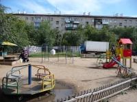 赤塔市, Bogomyagkova st, 房屋 51. 公寓楼