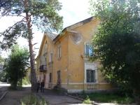 Чита, улица Подгорбунского, дом 41Б. многоквартирный дом