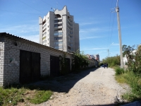 Chita, Podgorbunsky st, garage (parking)