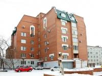 Chita, Serov st, house 40В. Apartment house