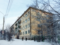 Chita, Shilov st, house 4. Apartment house