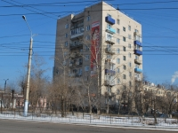 Chita, Shilov st, house 18. Apartment house
