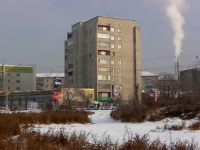 Chita, Shilov st, house 12. Apartment house