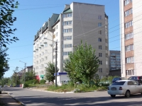 Chita, Balyabin st, house 16. Apartment house