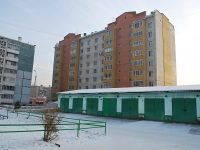 Chita, Balyabin st, house 64. Apartment house