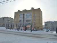 Chita, Chkalov st, house 7. Apartment house