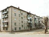 Chita, Chkalov st, house 9. Apartment house