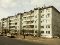赤塔市, Chkalov st, 房屋 30. 公寓楼