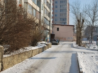 Chita, Chkalov st, house 31. Apartment house