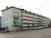Chita, Chkalov st, house 33. Apartment house