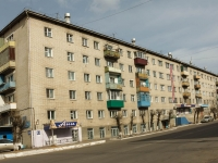 Chita, Chkalov st, house 44. Apartment house