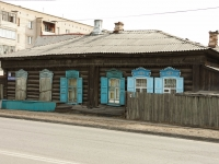 Chita, Chkalov st, house 45. Private house