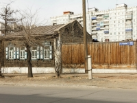 Chita, Chkalov st, house 72. Private house