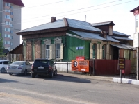Chita, Chkalov st, house 81. Private house