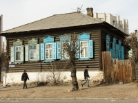 Chita, Chkalov st, house 84. Private house