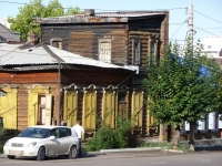 Chita, Chkalov st, house 91. Private house