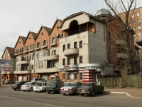 Chita, Chkalov st, house 94А. office building