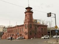 Chita, museum Музей истории Забайкальской милиции, Chkalov st, house 116