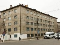 Чита, общежитие ЗабГГПУ, №2, улица Чкалова, дом 131